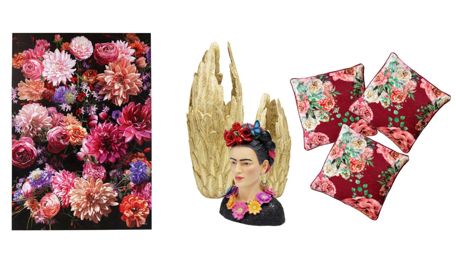Romantic Living - décoration florale et glamour