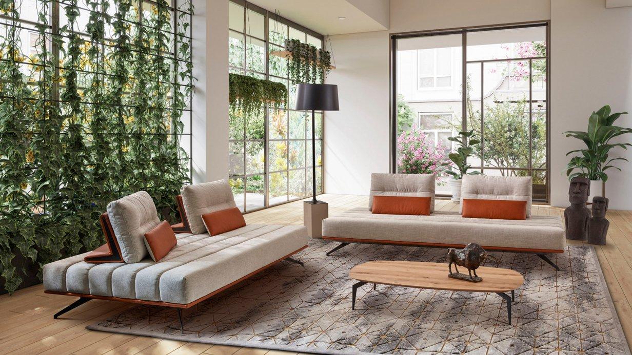 FLASH : le salon universel et contemporain selon Robert Law