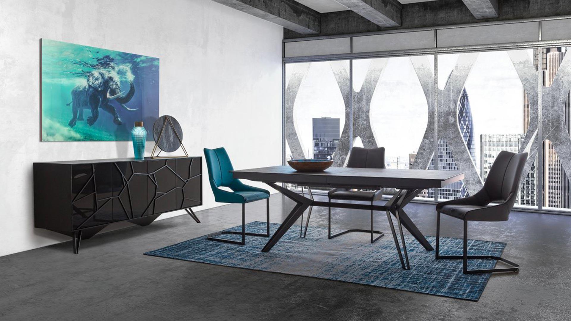 salle à manger design FLORAA